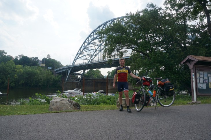 End of the GAP in McKeesport, Pa.