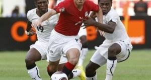 Ahmed Fathi,Egyptian Player, Egypt, Al Ahly
