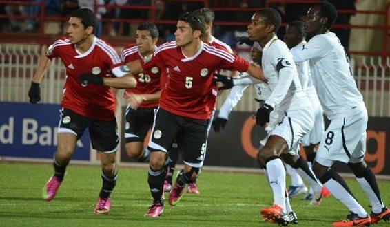 Egypt-vs-ghana-caf-u-20