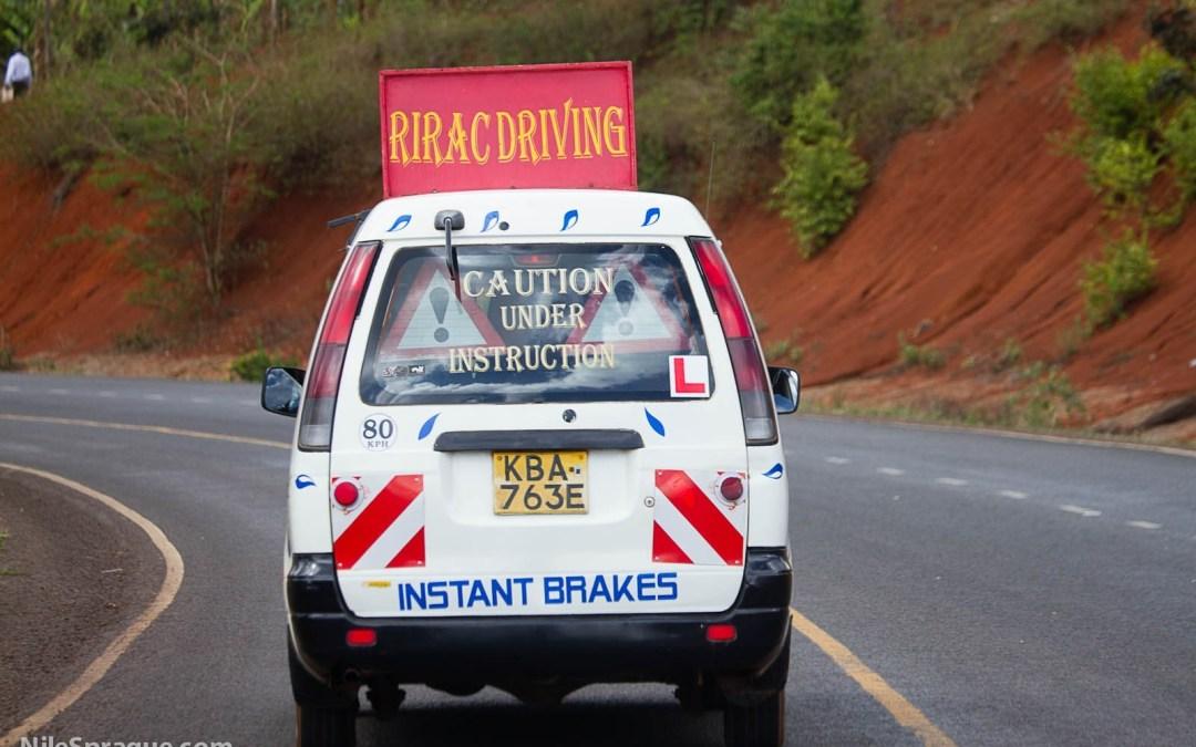 Photo: Instant Brakes