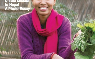 Magazine Article:  United Mission to Nepal – A Photo Essay