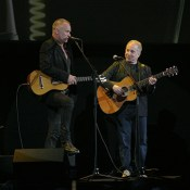 Sting, Paul Simon