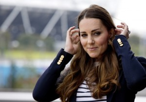 Royal Baby Girls' Stylish Mother; Kate Middleton
