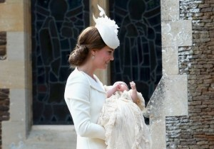 Kate Middleton&Prenses Charlotte Elizabeth