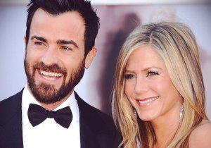 Jennifer Aniston&Justin Theroux