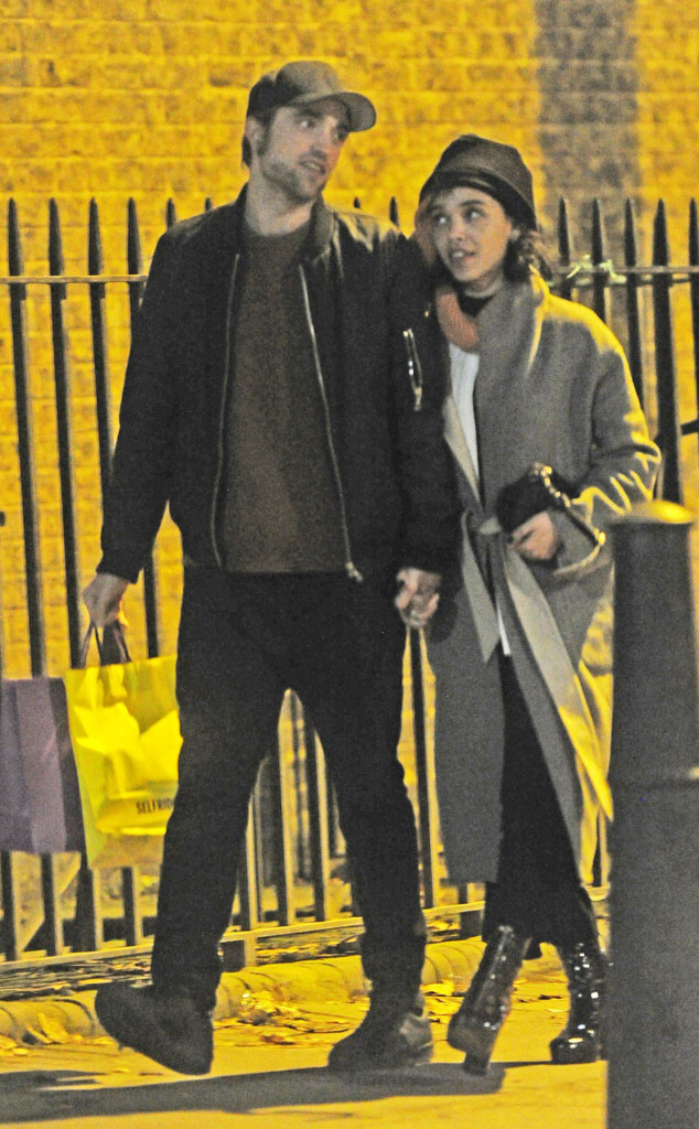 Robert Pattinson&FKA Twigs