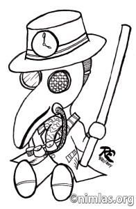 Little Baby Clockwork Doctor, isn't he cute?