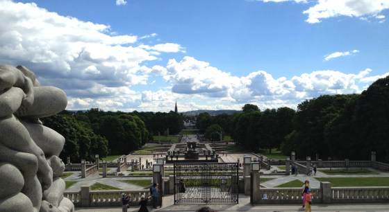 Frogner Park Oslo