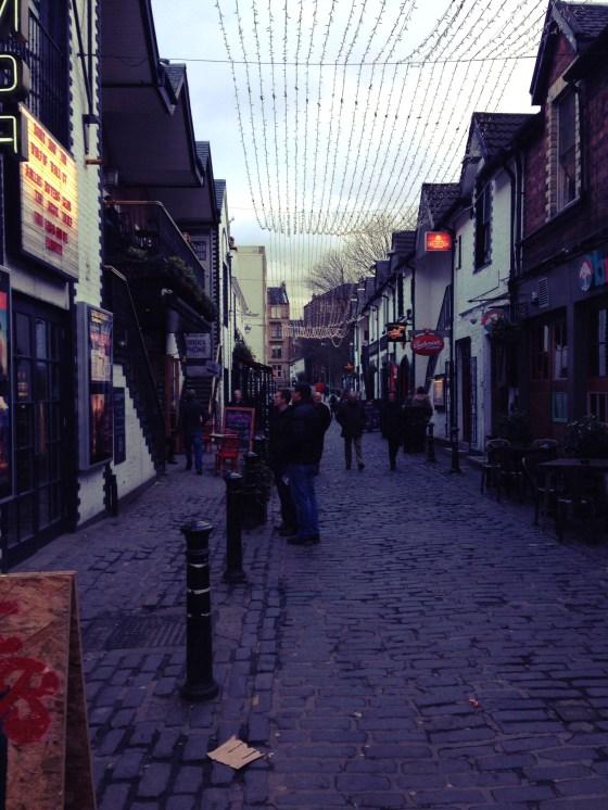 Ashton Lane Glasgow Kelvinbridge