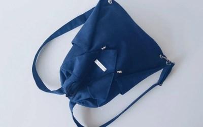 Origami BACKPACK / Blue