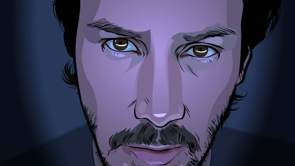 keanu reeves a scanner darkly