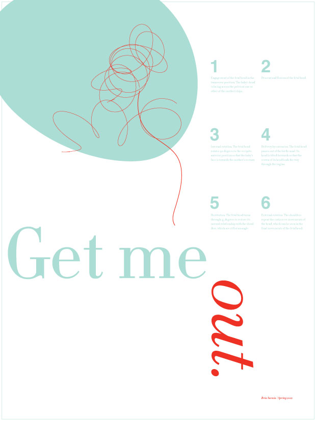 Get Me Out poster