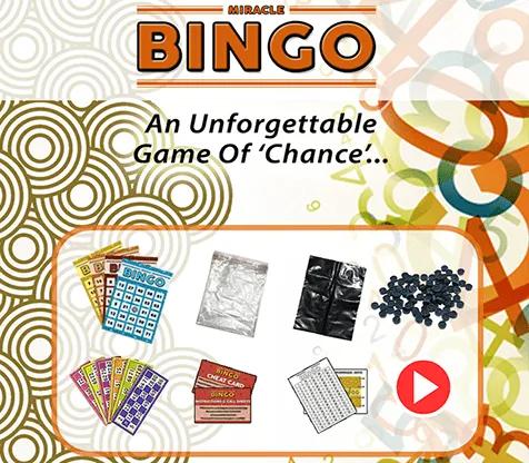Miracle Bingo by Doruk Ulgen