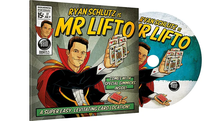 MR LIFTO by Ryan Schlutz and Big Blind Media