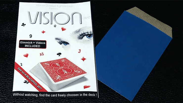 VISION by Mickael Chatelain