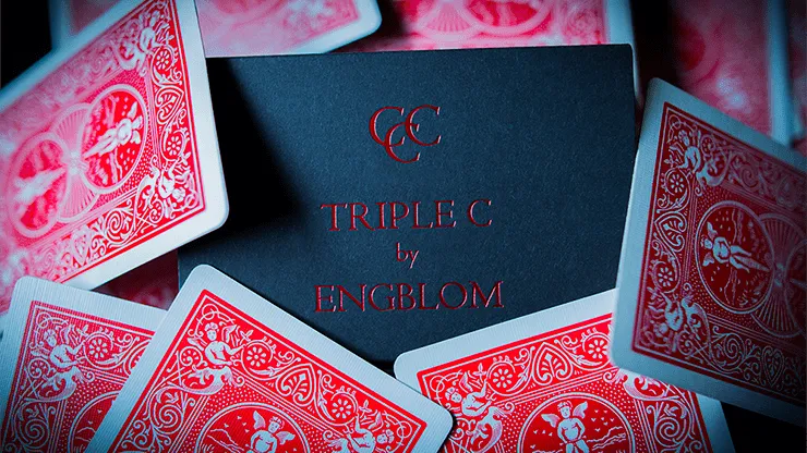 Review: Triple C by Christian Engblom