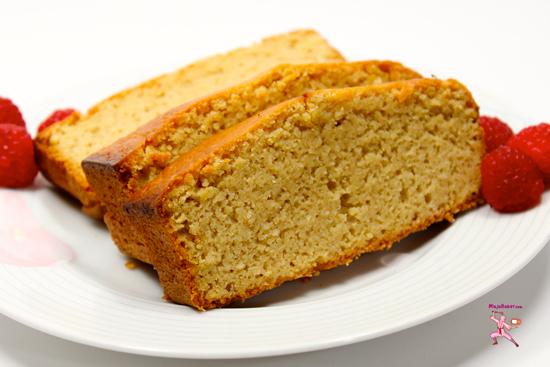 Paleo Polish Pound Cake