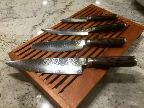 The 4 knives you need for almost everything