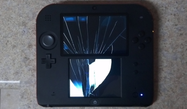 2ds_screen_damage