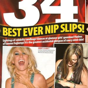 The 34 Best Ever Nip Slips! Get more nipple slips at Nipple Slips org