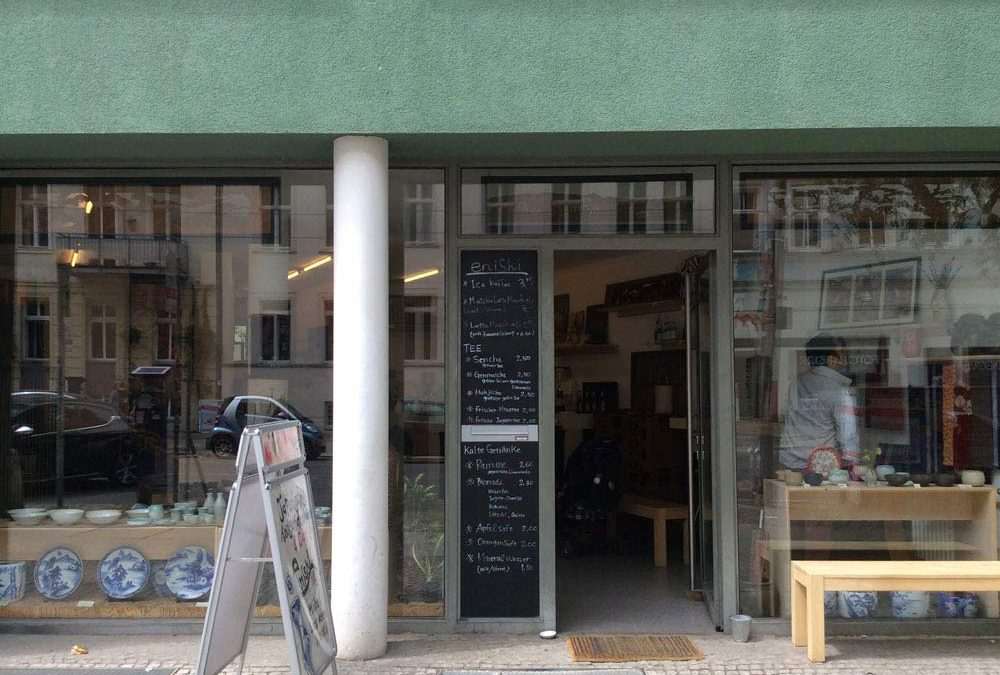 ENISHI  Japanese Antique Shop & Café – Prenzlauer Berg