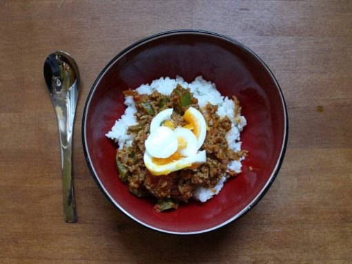 Doraikare – Dry Curry