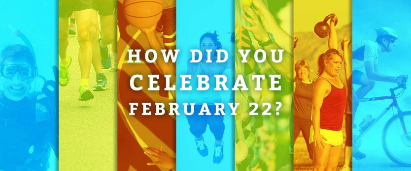 How Did You Celebrate Rec Day?
