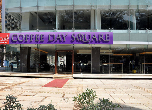 Cafe Coffee Day Square