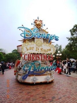 The Let it Snow Christmas Parade