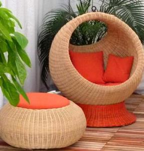 Cane Chair from Yaka