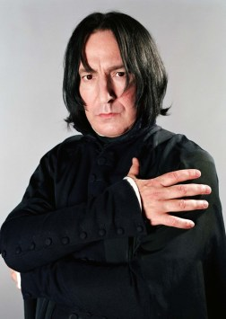 Severus Snape-Master of Potions