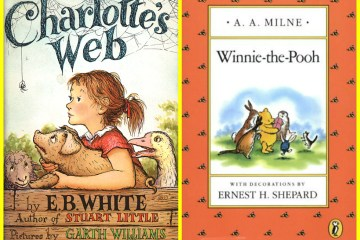 Children's classics I love