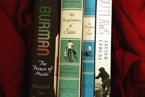 Books I got last week