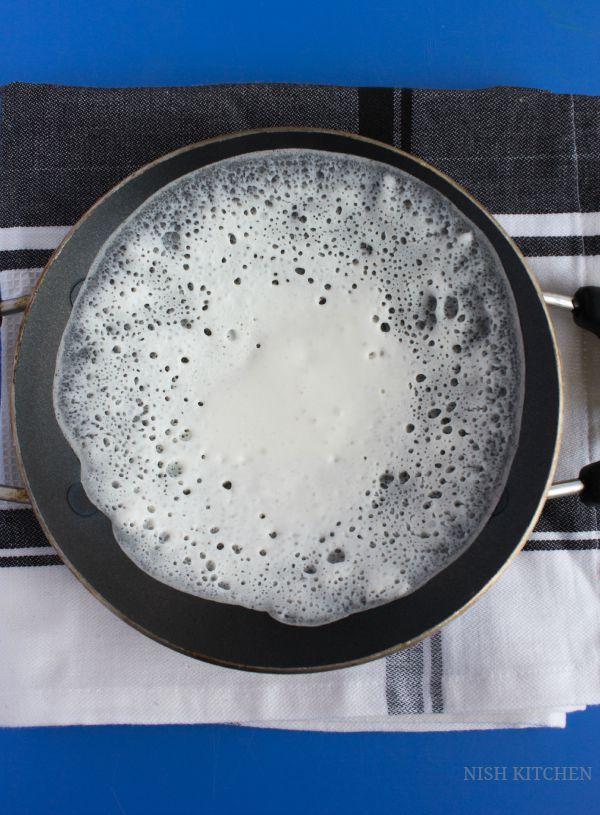 Palappam recipe 4