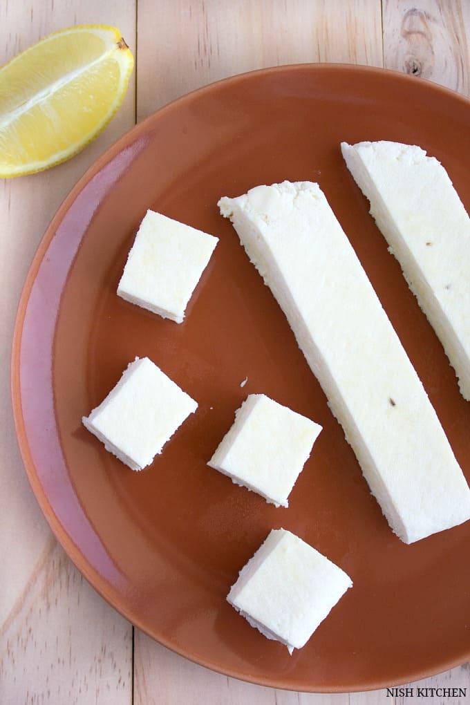 how to make paneer at home- homemade paneer recipe