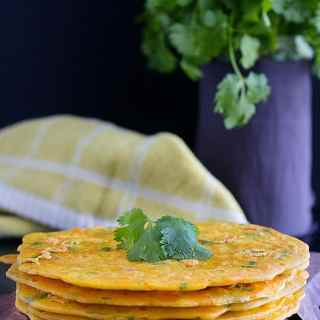 besan chilla recipe with video