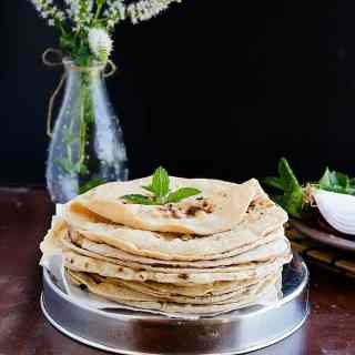 indian roti or chapati recipe with video