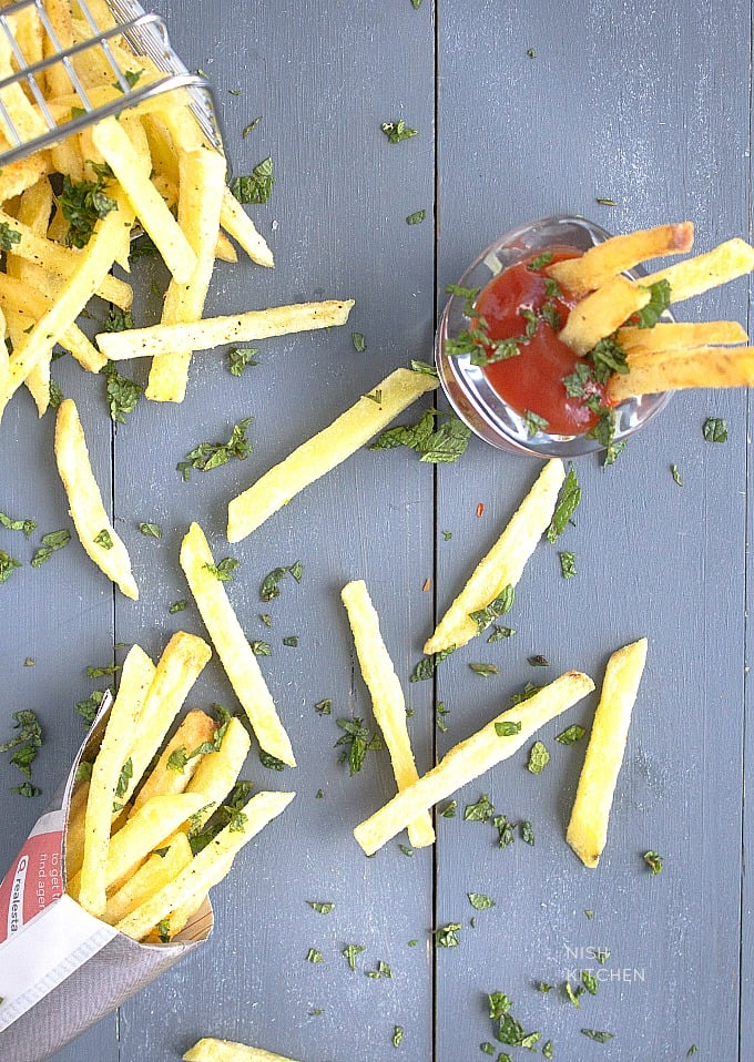 homemade french fries recipe video