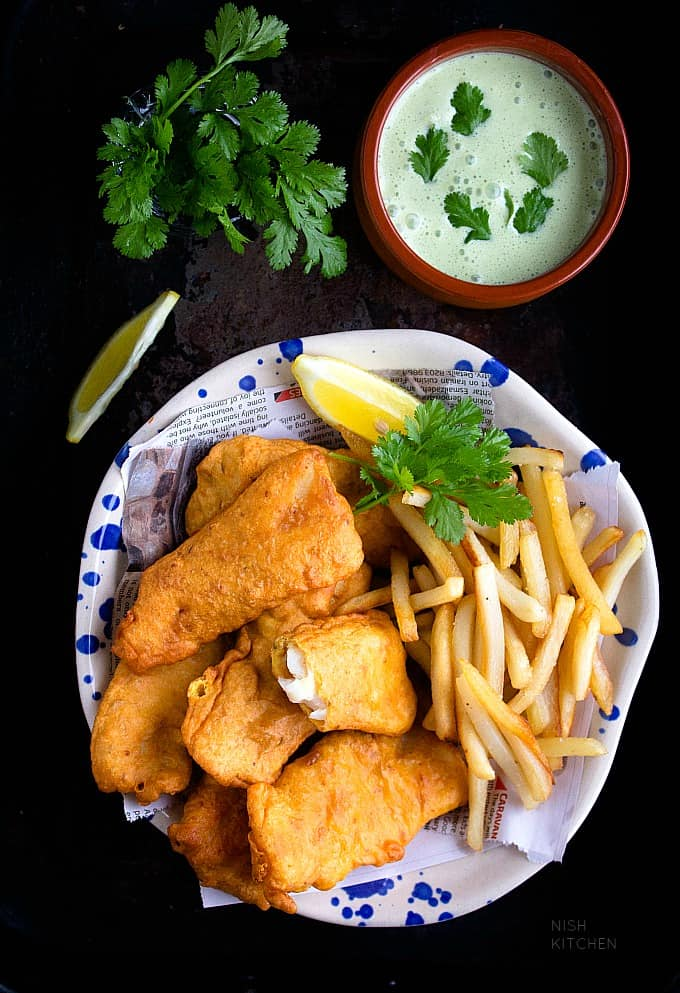 amritsari fish pakora recipe video