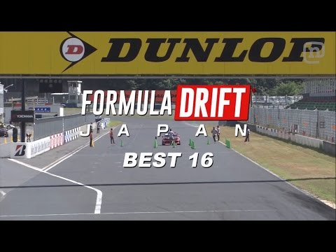 Formula DRIFT Japan – Top 16 Highlights