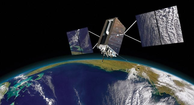 Exelis is building payloads for the next generation of GPS satellites also known as GPS III.