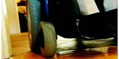 Wheelchair-wheels