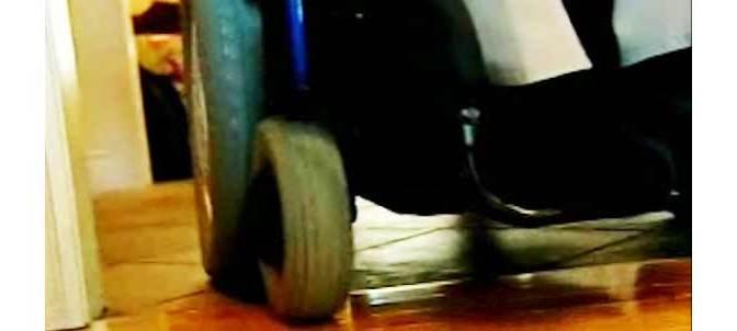 Wheelchair-wheels