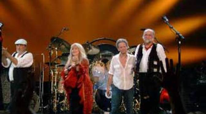 Fleetwood Mac the Eagles tour that never happened