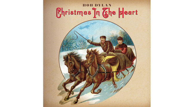 Bob Dylan's Christmas in the Heart Is Folk Music