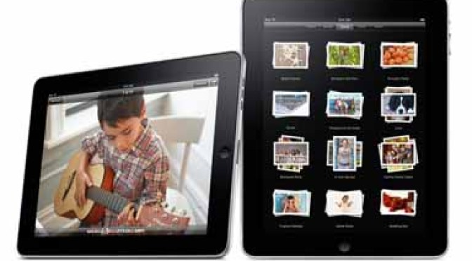 Apple iPad a hit with 75 million Touch users