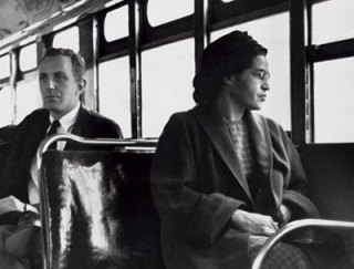 Rosa Parks Tackling disability discrimination takes more than wheelchair ramps photo