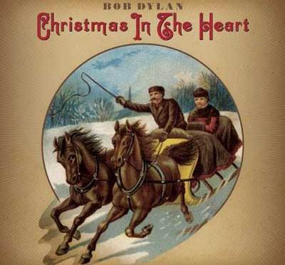 Christmas in the Heart (artwork Sony Music)