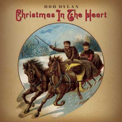 christmas in the heart 400 Bob Dylans 2011 Christmas lump of coal   Lost Notebooks of Hank Williams photo
