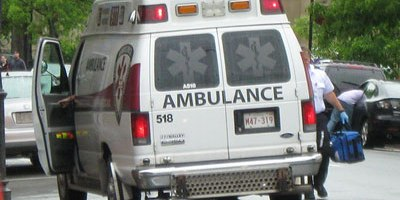 Ambulance NB is not free if you are from out-of-province